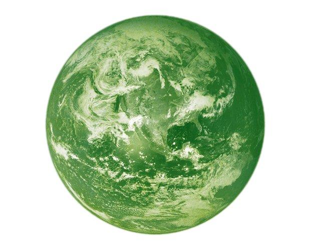 Глобальное потепление озеленяет планету